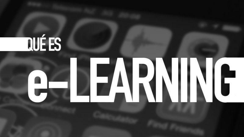 Qué es e-Learning. Diccionario TIC. Por e-Lexia.com