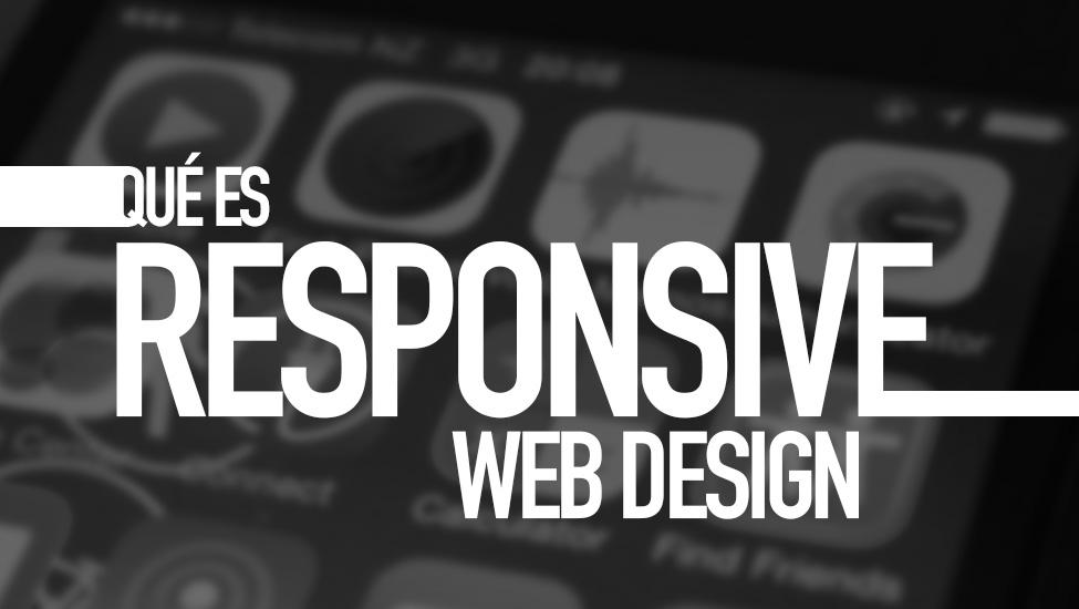 Qué es responsive web design. Diccionario TIC. Por e-Lexia.com